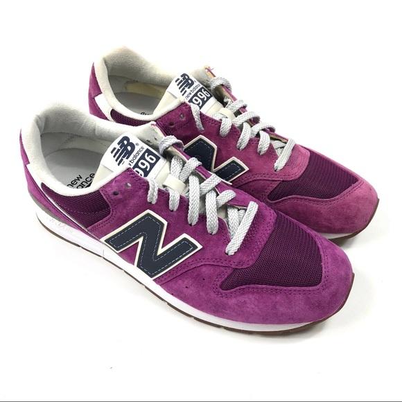 super popular 13c61 9ebf8 New Balance 996 Japan Purple Retro Classic Shoes NWT